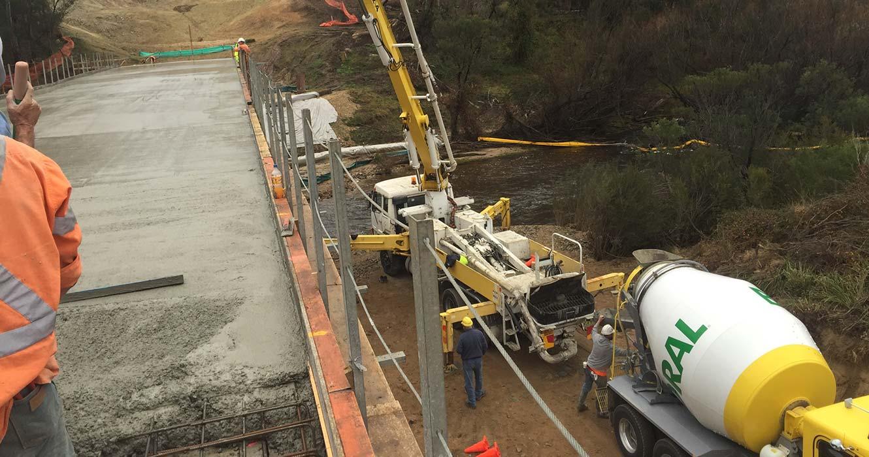 Civil Concrete Pumping