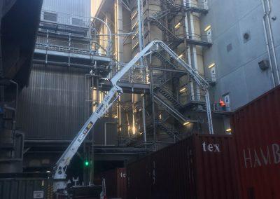 Milne-Concrete-Pumping-Manildra-Flour-Mill